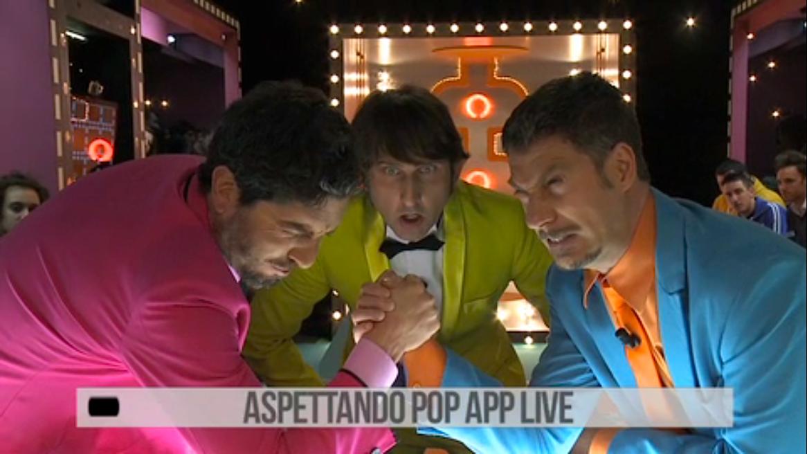 Pop app live