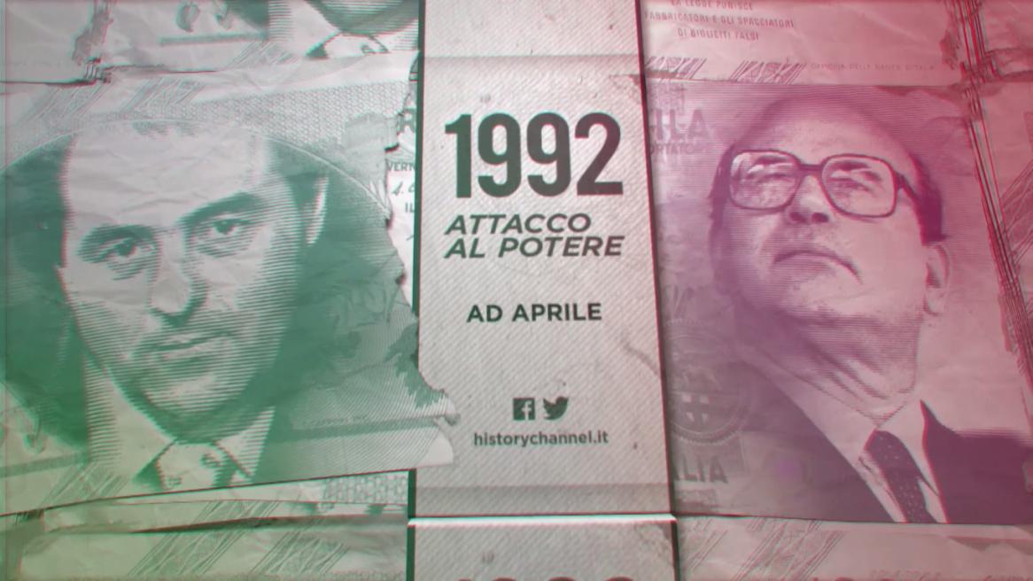 1992 attacco al potere