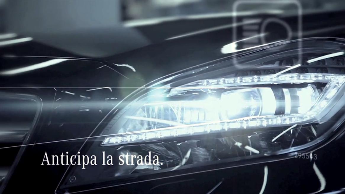 Mercedes – First Hand
