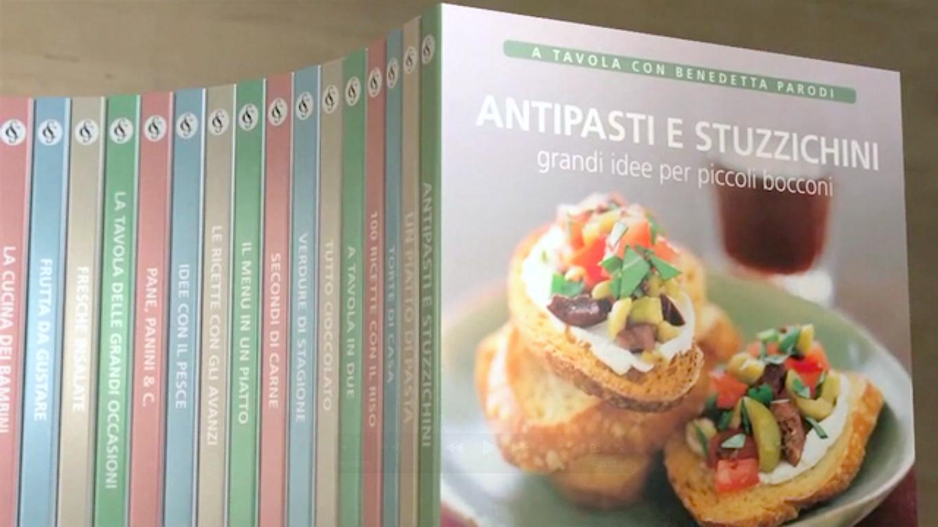 Disegno la cucina del corriere : corriere della sera — Nicola Prosatore - Regista | Director